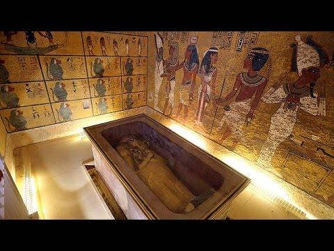 Egitto La Tomba Di Tutankhamon Potrebbe Nascondere Una