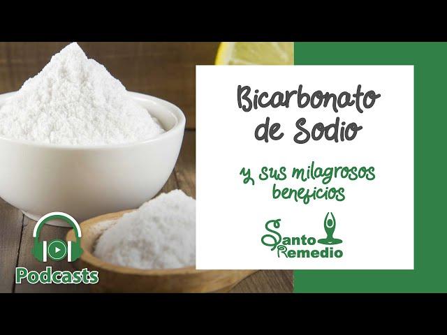 Bicarbonato de sodio y sus milagrosos beneficios - Santo Remedio Panamá.