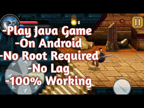 How To Play Java Games In Android | With Touchscreen | Without PPSSPP
