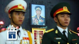 Quê nhà tiếc thương anh hùng phi công Nguyễn Văn Bảy