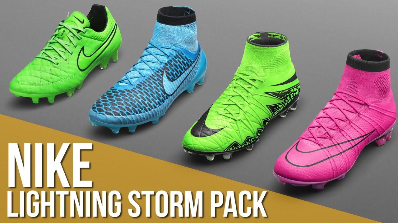 cheap for discount c2eaa 4b35d Review Nike colección Lightning Storm Pack