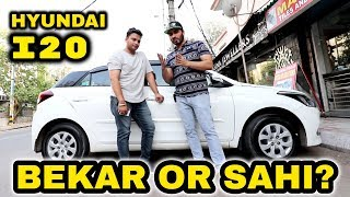Dont buy a Hyundai elite i20 sports before watching this video | Born Creator