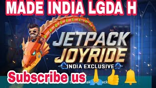 🔥Jetpack joyride 🔥- india exclusive adventure android game || authore of gamers