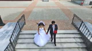 Сахалин - Аэросъемка свадьба 20.08.2016