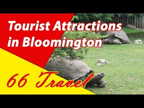 List 8 Tourist Attractions In Bloomington, Illinois | Travel To United States