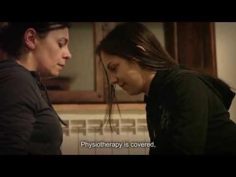 Under Pressure - Living with MS in Europe. La storia di Martina