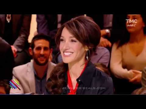 Jennifer Beals interview on Quotidien