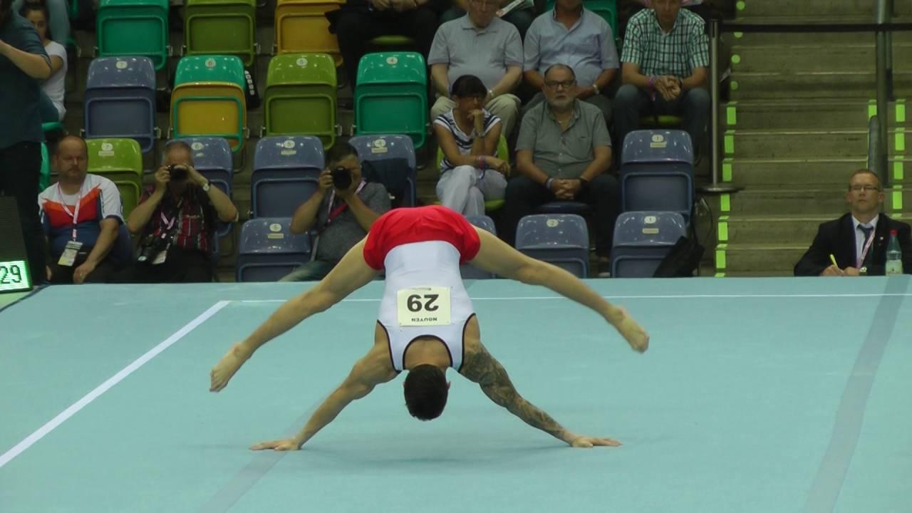 boden marcel nguyen olympiaqualifikation 2016 ffm - youtube