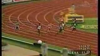 Kostas Kenteris 2002 European Champion