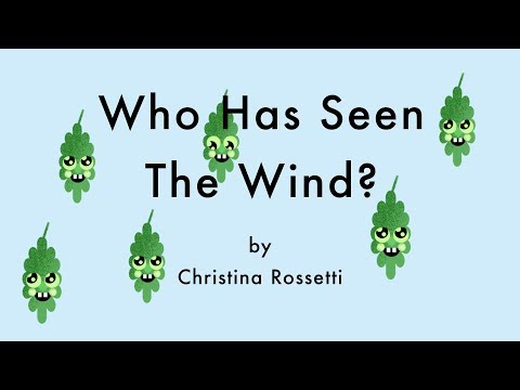 who has seen the wind answer key
