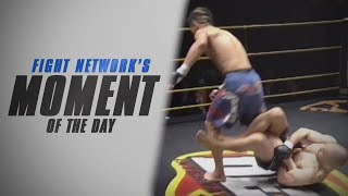 Imanari vs. DJ Taiki at DEEP 50 Impact | Moment of the Day
