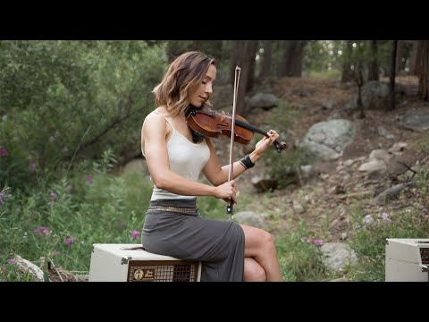GAME OF THRONES Violin Cover, feat. Jenny O'Connor - The Hot Violinist