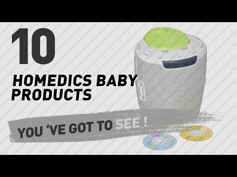 Homedics Baby Products Video Collection // New & Popular 2017
