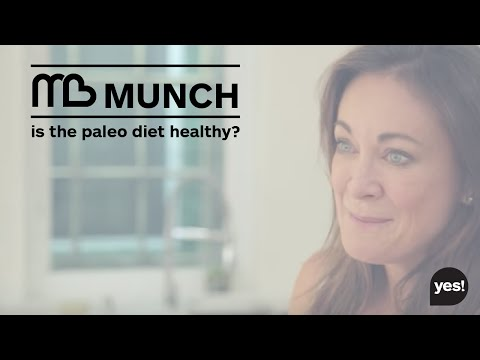 Is the Paleo Diet a Healthy Diet? – Michelle Bridges Youtube