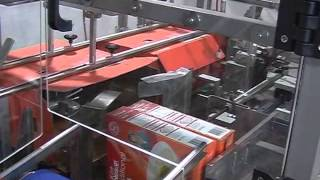 KR 80   упаковка коробок на ребре в картонные гофрокороба  Australia(, 2015-04-01T18:54:26.000Z)