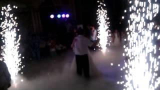 танец отца и дочери так красиво