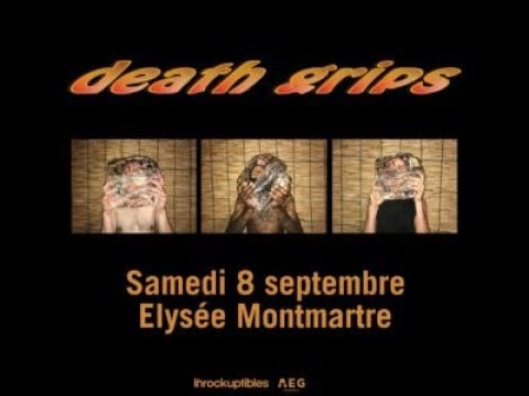 DEATH GRIPS - full set - Paris - 08.09.2018 Mp3