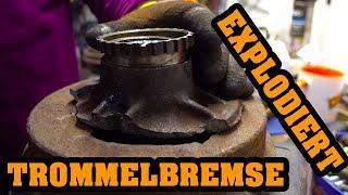 BREMSE - EXPLODIERT | WIE WECHSEL ICH EINEN ABS SENSORRING 🔧🔧🔧