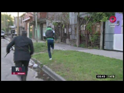 Le robaron el celular a un periodista de Telenueve