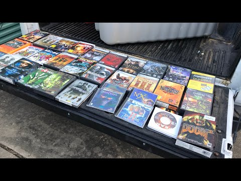 Curbside Scavenging 'Got Anything Exciting In YourTrash?' (Plus Sneak Peak At New Storage Unit)