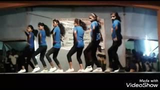 Santali girls stage dance 2017