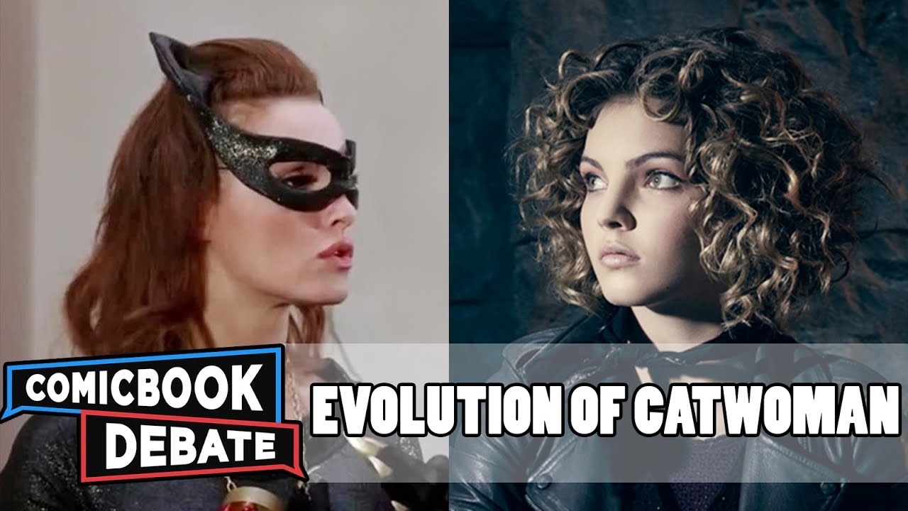 Evolution of Catwoman in Movies & TV in 6 Minutes (2017 ...