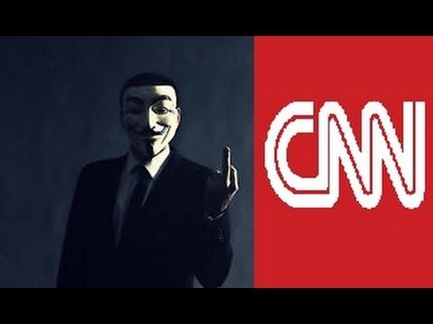 Anonymous :  Unplug from CNN's Lies
