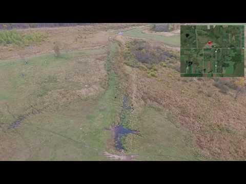 Otter Tail County Minnesota Ditch 17