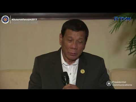 Duterte wants U.S. lawmakers critical of drug war on immigration blacklist