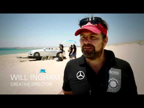 HUGO BOSS  Behind the s of the SkyWalk by Alex Thomson  Extreme Sailing skywalk