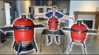Kamado Joe Product Review (What size model should I get?)