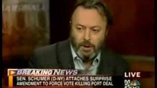 Hitchens Calling It like It Is