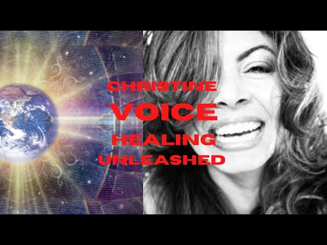 Christine Miskinis // Woman's Voice Unleashed // RockitoutWoman.com // Ep 15 Awake with Jevon