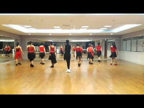 Dans Le Tango Line Dance (Improver Level)