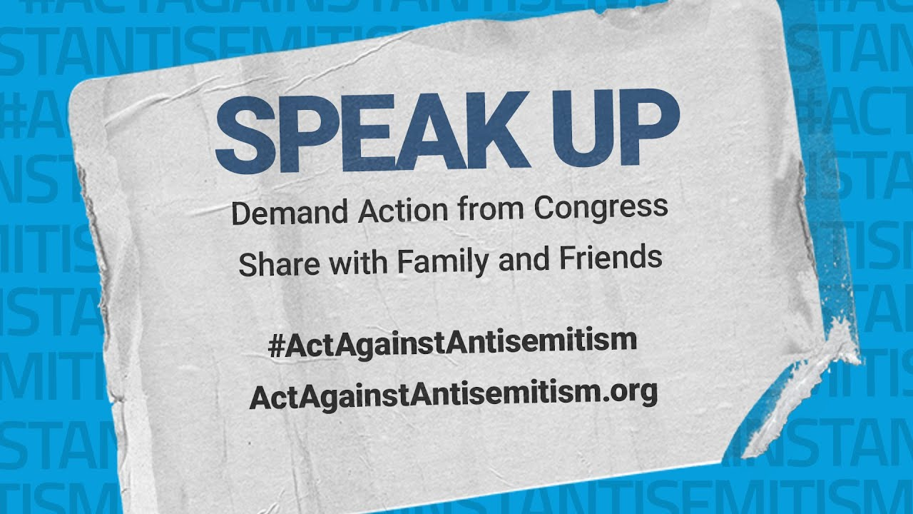 Day of Action Against Antisemitism