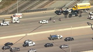 Westbound I-70 reopens in Denver following high-speed chase, death investigation