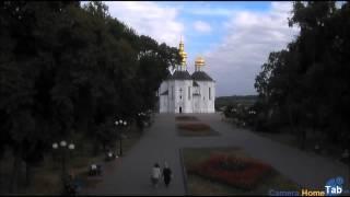 Веб-камера онлайн Катерининская церковь, Чернигов - Camera.HomeTab.info