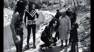 KISS parasite live 1975