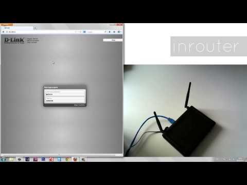 Вопрос: Как настроить беспроводной роутер D Link WBR 2310?