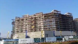 Al Naseem Jumeirah Hotel under construction