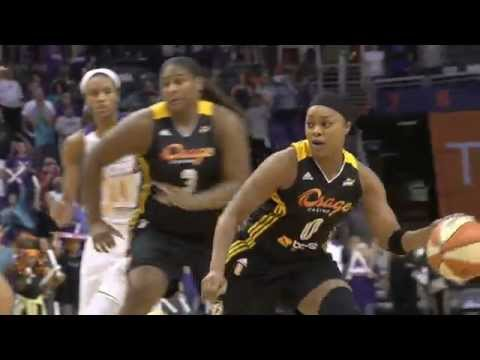 Tulsa Shock last game Slo Mo Highlights mpeg4