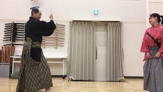 殺陣・チャンバラ遊び.
