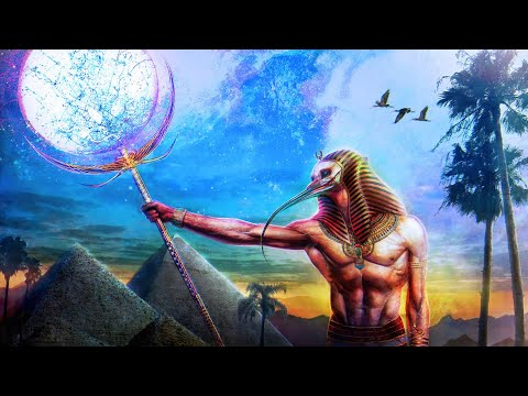 The Book of Thoth Offering Unlimited Knowledge from Other Realms