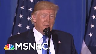 When President Donald Trump Hears A Number, He Has To Make It Bigger | All In | MSNBC