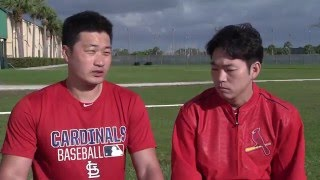 Get to know Seung Hwan Oh, Cardinals reliever