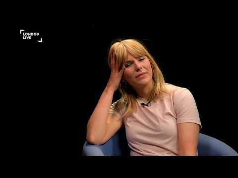 Hannah Arterton on Safe, her next stint as a cop, and safes  London Live