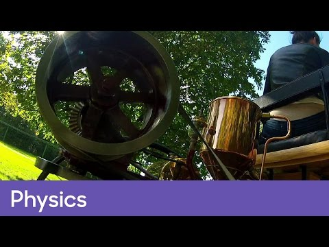 The invention of the internal combustion engine | Physics - The Genius of Invention