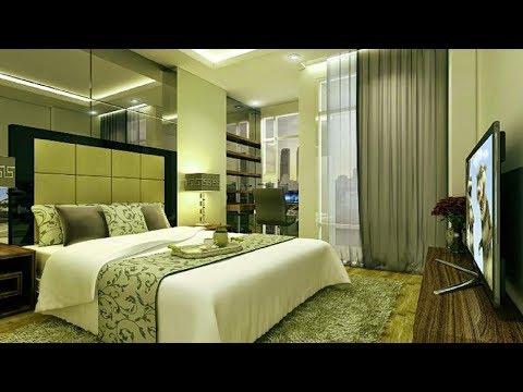 💚ДИЗАЙН СПАЛЬНИ В ЗЕЛЁНЫХ ТОНАХ | Зелёная Спальня | Красивые Идеи Дизайна для Спальни