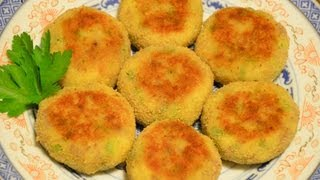 Potato patties 煎薯仔餅