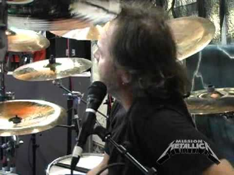 Mission Metallica: Fly on the Wall Clip (June 20, 2008) Thumbnail image